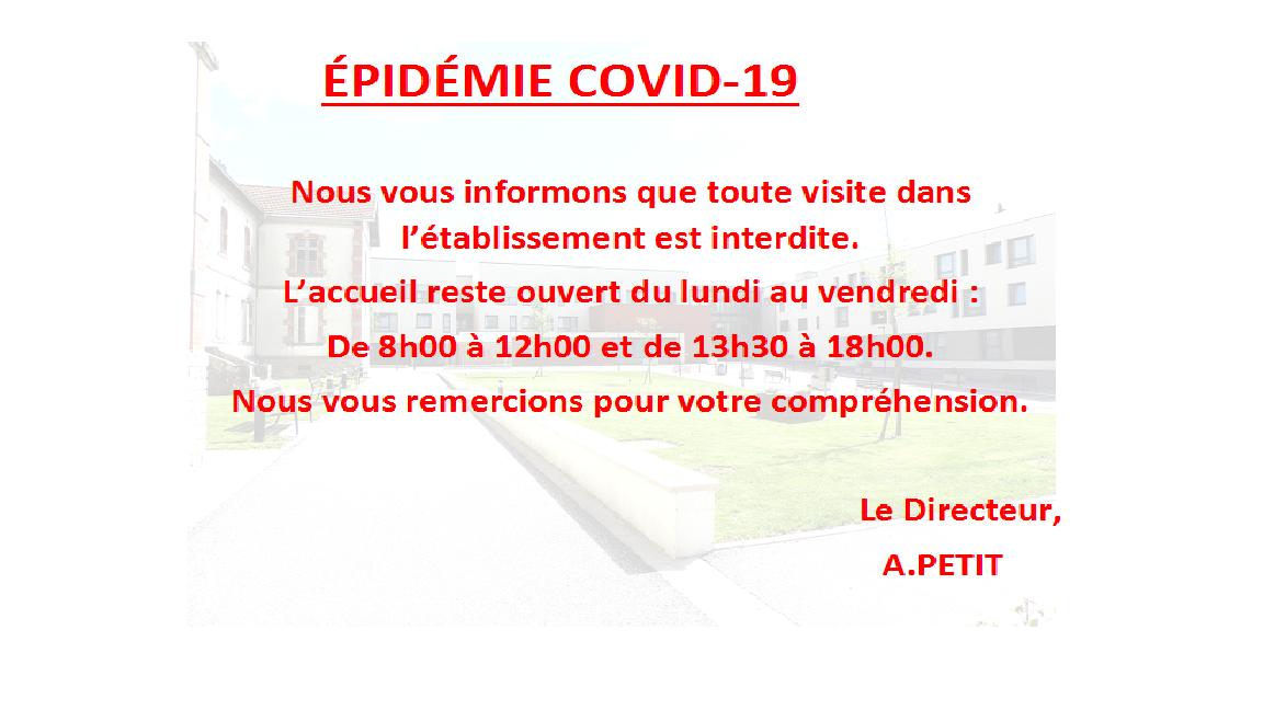 """Centre hospitalier """"Les 3 Rivières"""""""